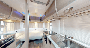 Cruisin Motorhomes 4 Berth Seeker